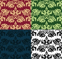 Patterns,Flowers & Trees,Flourishes & Swirls,Backgrounds