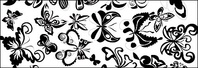 black,white,butterfly,element,pattern,antenna,beautiful,calm,creative,deco,decoration,decorative,delicate,detailed,dot,elegance,feeler,flower,fly,graphic,illustration,insect,isolated,light,lin,monochrome,nature,nectar,object,paint,round,shape,style,swirl,symbol,symmetry,butterfly,eps,format,vector