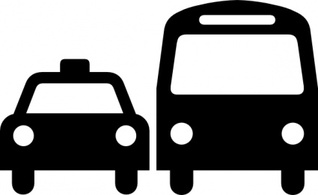 Signs & Symbols,Silhouette,Transportation,Icons