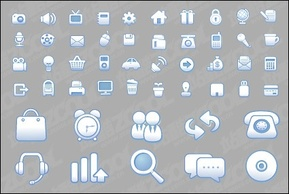 Web Elements,Icons