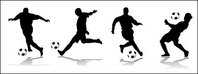 football,action,figure,silhouette