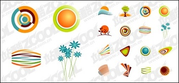 Business,Icons,Cartoon,Logos,Abstract,Shapes,Elements,Objects,Human,Flowers & Trees