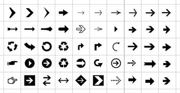 Signs & Symbols,Shapes,Icons