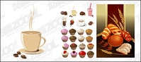 cake,bread,drink,other,vector,material