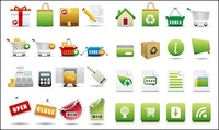 exquisite,shopping,category,icon,material