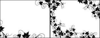 Flowers & Trees,Patterns,Ornaments