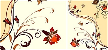 Backgrounds,Flowers & Trees,Elements