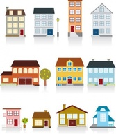 Icons,Buildings