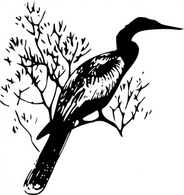 Animals,Flowers & Trees,Nature,Silhouette