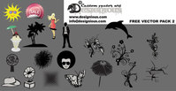 mixed,_mixed,butterfly,nature,people,apparel,flower,halftone,designious