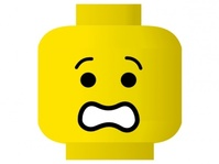 lego,smiley,scared,toy,face,emoticon,fear,panic,scream,media,clip art,public domain,image,png,svg