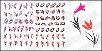 simple,flower,vector,graphics,material