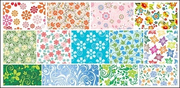 Patterns,Backgrounds,Flourishes & Swirls