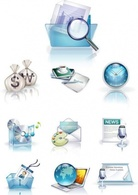 Web Elements,Business,Icons,Objects,Elements,Technology,Music,Flowers & Trees