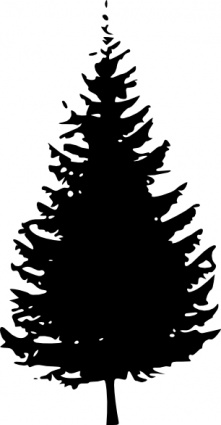 Evergreen Silhouette Tree Cartoon Free Trees Christmas Plant Fir Silouette Pine Silhouettes Free Vector This children's story is about mother nature and her quest to. evergreen silhouette tree cartoon free