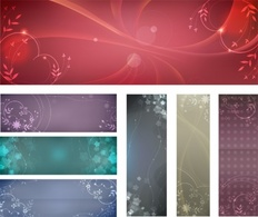 Backgrounds,Banners,Abstract,Flourishes & Swirls,Flowers & Trees,Patterns