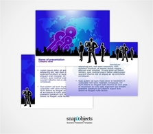 Elements,Business,Templates