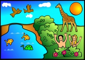 Cartoon,Animals,Human,Flowers & Trees,Nature