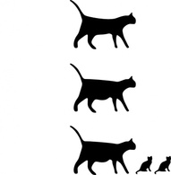 Icons,Animals,Silhouette