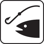 fishing,park,map,pictograph,symbol,sign,cartography