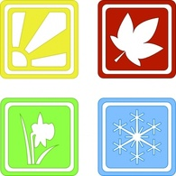 Nature,Holiday & Seasonal,Icons