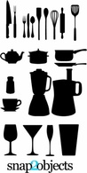 Silhouette,Objects
