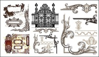 variety,practical,european,style,lace,pattern,material