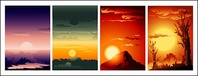 beautiful,scenery,sunset,sunrise,collection
