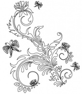Flourishes & Swirls,Ornaments