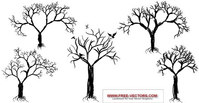 nature,free,vector,collection,tree,branch