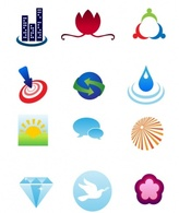 Elements,Logos,Templates,Objects,Icons