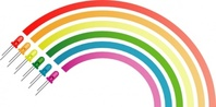 rainbow,from,light,emitting,diode,clip