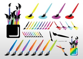 Brushes,Elements