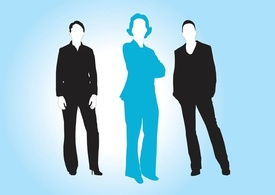 Business,Silhouette