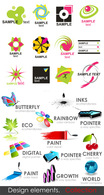 Animals,Flowers & Trees,Elements,Icons,Logos,Spills & Splatters,Nature,Templates,Objects