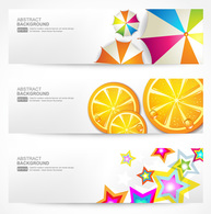 Elements,Objects,Abstract,Banners,Web Elements