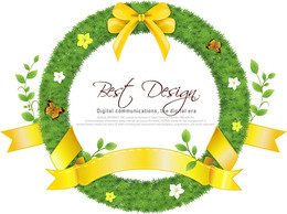 Ornaments,Flowers & Trees,Templates