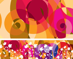 Abstract,Flourishes & Swirls,Backgrounds