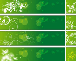 Banners,Abstract,Business,Flourishes & Swirls,Flowers & Trees,Nature,Objects,Holiday & Seasonal