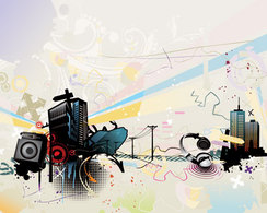Music,Abstract,Backgrounds