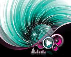 Music,Abstract,Backgrounds,Elements,Shapes,Flourishes & Swirls,Objects