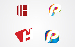 Abstract,Business,Logos