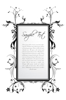 Flourishes & Swirls,Ornaments,Backgrounds,Banners,Elements,Flowers & Trees,Signs & Symbols