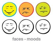 face,mood,cartoon,smiley face,facial feature,expression,sun,smile,frown,angry