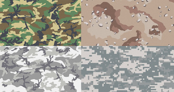 Patterns,Military