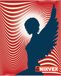 angel,wing,opart texture,my dream