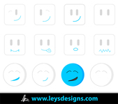 emotion,icon,smiley,random,awesome,leys design,sweet,face,happy face,sad face