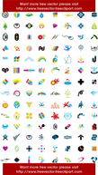 Logos,Icons,Elements,Shapes