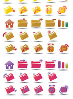Icons,Elements,Web Elements,Objects,Signs & Symbols,Holiday & Seasonal,Food,Logos,Maps,Technology