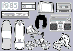 Vintage,Objects